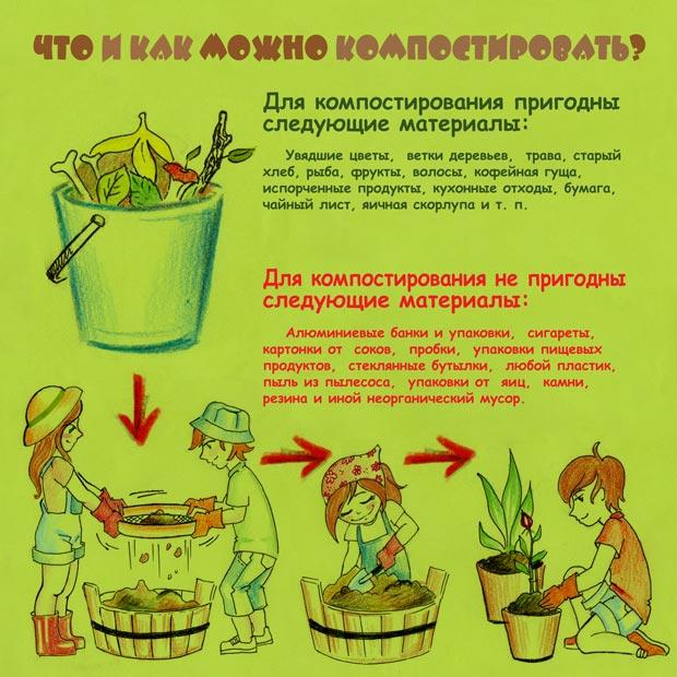 Как избавиться от мусора? Обучающий буклет для детей об обращении с твердыми бытовыми отходами. Страница 12. Что такое полигон для захоронения отходов.